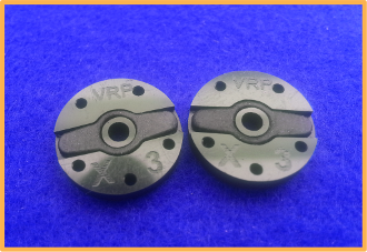 VRP Pistons 5 Hole 1.3mm for Mugen MBX7R