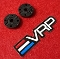 VRP 'XV2' Pistons 3 Hole 1.5+1.0mm for Associated V2
