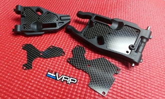 VRP .8mm Carbon Front Arm Inserts (2)